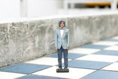 3D Printing of Yourself