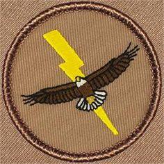 Lightning Eagle Patrol Patch (#317)