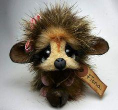 Fiona by Little Bittie Bears