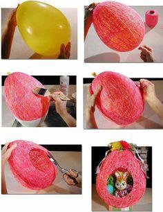 alternative Easter basket