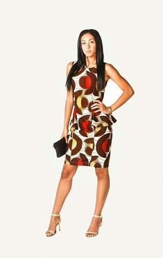 Another Gorgeous african dress #AfricanPrints #kente #ankara #AfricanStyle #AfricanInspired