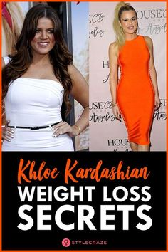 Here are the revealed secrets of how Khloe Kardashian has lost her 40 pounds! In this post we have mentioned khloe kardashian weight loss secrets. Best Weight Loss Plan, Weight Loss Secrets, Weight Loss For Women, Weight Loss Goals, Easy Weight Loss, Loose Weight, How To Lose Weight Fast, Khloe Kardashian Weight, Kardashian Style