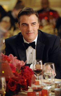 Chris Noth as Mr.Big in Sex & the City