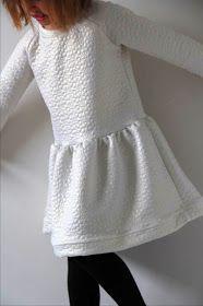 Depuis que mon amie la surjeteuse  fait partie de ma vie, je suis devenue adepte de la couture des tissus jersey.  Et quoi de mieu... Kids Fashion, Classy, Couture Girl, Crash Test, Sweaters, Clothes, Outfits, Tops, Women