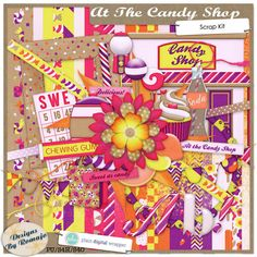 At The Candy Shop from Designs by Romajo - available at Plain Digital Wrapper