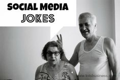 Social Media Jokes family.thinkingoutsidethesandbox.ca