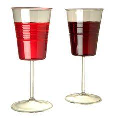 $49.00 Sommelier Wine Glass by Maxim Velčovský for Qubus Design Studio