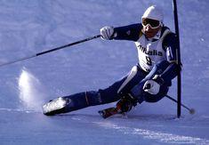 One of my first ski idols: Ingemar Stenmark.