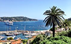 The beautiful harbor, Ville Franche Sur Mer