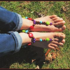 Brand new rainbow barefoot sandals. So fun and easy to wear! Available in my etsy shop. Link in my bio  #love #beautiful #beauty #colorful #barefootsandals #festival #grass #outdoors #feet #babe #instatravel #travel #vacation #holiday #fun #hipster #hippie #boho #bohemian #girl #goodvibes #blessed  #instagood #wanderlust #instalike #explore #liveauthentic #fashion #california #highsociety