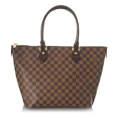 Louis Vuitton Saleya MM Tote ❤ liked on Polyvore