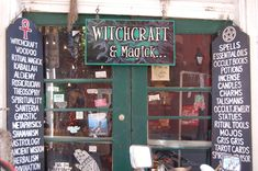 new orleans magic shops | and there were several witchcraft and voodoo stores around town