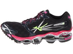 Oh yes, Like running on clouds! Mizuno Wave® Prophecy 2