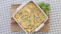 Recept van de week: lasagne met kip en prei