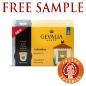 Free Gevalia Sample from Walmart