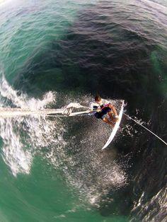 El kitesurfing nunca se había visto mejor y Enrico Giordano ha estado tomando increíbles Drift HD Ghost Shots en Hawaii. Get Out There!