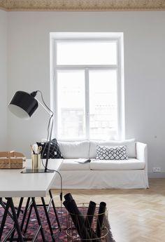 Luz y amplitud con blanco