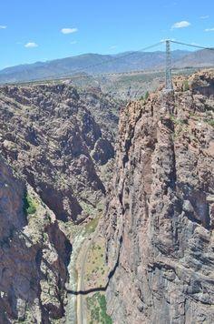 Royal Gorge Bridge & Park Colorado Canon City