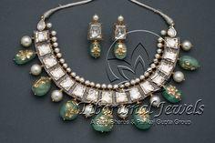 Victorian Necklace Set   Tibarumal Jewels   Jewellers of Gems, Pearls, Diamonds, and Precious Stones