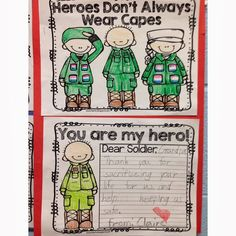 Veterans Day Freebie for Little Learners #VeteransDay www.operationwearehere.com/veteransday.html