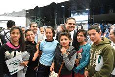 El gobernador de Michoacán afirmó que sólo con educación se podrá transformar al estado y alcanzar la meta suprema de la justicia social; el apoyo económico permitirá sacar de la ...