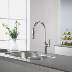 Delta Pull Down Kitchen Faucet -