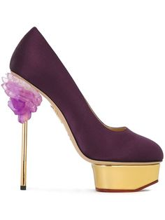 "Comprar Charlotte Olympia zapatos de tacón ""Cosmic Dolly"" en Biondini Paris from the world's best independent boutiques at farfetch.com. Descubre 400 boutiques en 1 sola dirección."