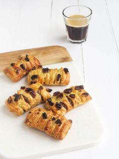 Pecan vlechtbroodjes - Uit Pauline's Keuken