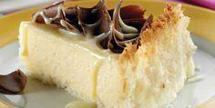 Torta de coco e leite condensado | Receitas Gshow