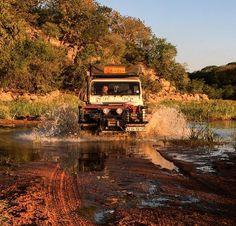 Driving along the Letsibogo dam in Botswana looking for a place to camp.  #landrover #landroverdefender #defenderjourneys #letsebogo #botswana #tia #africa #menseselense by nikihenning Driving along the Letsibogo dam in Botswana looking for a place to camp.  #landrover #landroverdefender #defenderjourneys #letsebogo #botswana #tia #africa #menseselense