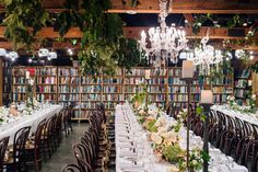 Gorgeous white and green reception styling at the Book Barn, Bendooley Estate Berrima. #SheDesignsEvents #Shedesigns #ReceptionStyling #Wedspiration #BendooleyWeddings #bendooleyEstate #TheBookBarn #weddingreception #CountryGlamWedding #Glam #COuntryWedding #White&Green #reception #Swoon #BestDayEver #wedspiration #Inspo Hilary Cam Photography • http://www.hilarycam.com.au