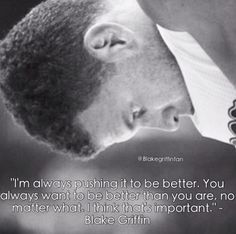 Blake Griffin quote
