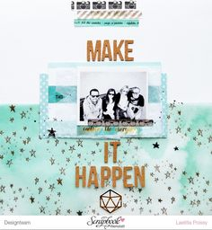Make it happen by By_Laeti at @studio_calico