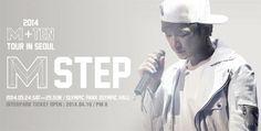 Minwoo's M Step Concert