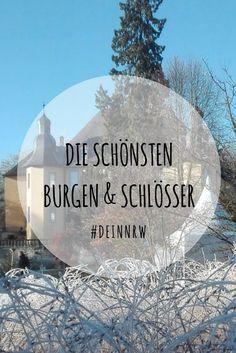 In NRW findest Du zahlreiche imposante Schlösser und herrschaftliche Burgen. Klick Dich durch unsere Liste! © Tourismus NRW e.V. / Stommen