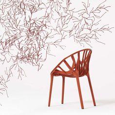 A Cadeira Vegetal dos irmãos Bourollec | Larissa Carbone Arquitetura