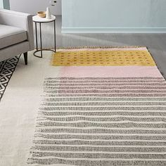 Ikat Mix Indoor/Outdoor Rug #westelm