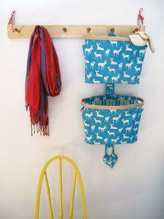 Hemma Design Ursula Hanging Baskets