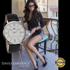 Affordable Watches, Designer Watches, Luxury Designer, Beautiful Watches, Austria, Watches For Men, Beautiful People, David, Women
