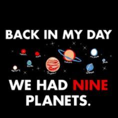 R.I.P Pluto.
