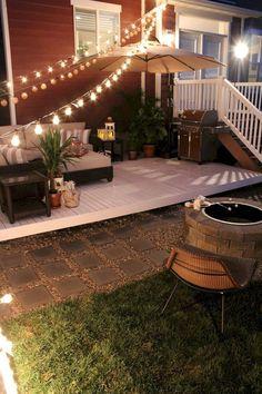 Simple patio decor ideas on a budget (23)