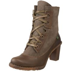 El Naturalista Women's N524 Ankle Boot - Prado