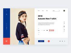 web design 02 - Shop website shop web - My Recommendations Ui Ux Design, Interface Design, User Interface, Design Shop, Graphic Design, Design Websites, Best Website Design, Hobby Foto, Shirtless Hunks