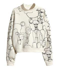 H&M Short Scuba Top - £29.99