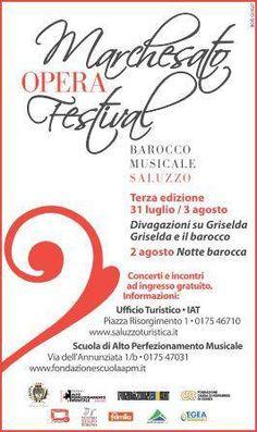 Marchesato Opera Festival 2014 #marchesatooperafestival2014 #festival2014 #marchesato #saluzzo #agosto2014 #langhe