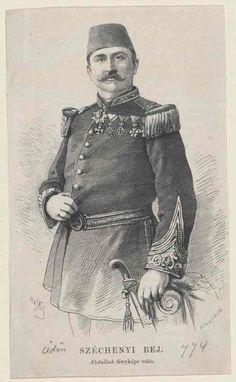 Graf Edmund Széchényi Sissi, Hungary, Family Photographer, Watercolors, Ottoman, Photographs, Statue, History, Retro