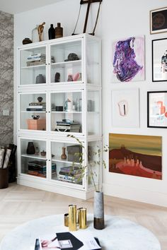 For art's sake: Your first step inside Mette's apartment will take your breath away | HouseAndHome.ie