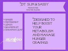 Copycat doterra slim and sassy recipe