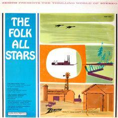 the folk all-stars