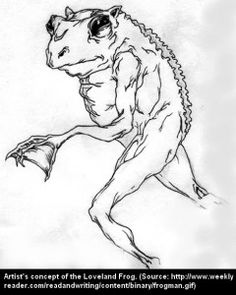 Classic Cryptid: The Legend of the Loveland Frogmen